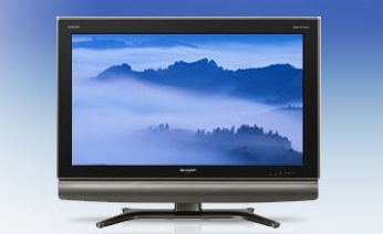 Sharps Latest 37 Inch Aquos Lcd Does 1080p