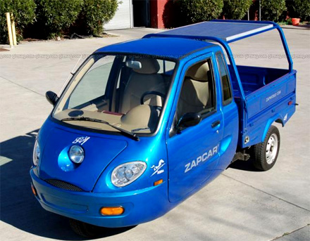 Electric Xebra Xero Car To Offer Solar Power Option