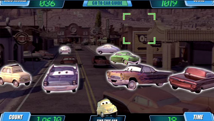 Disney Shows Off Cars Interactive Features In Trailer