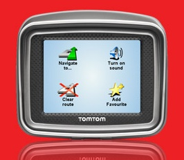 tomtom rider 2nd edition motorcycle gps ready for those mean streets. Black Bedroom Furniture Sets. Home Design Ideas