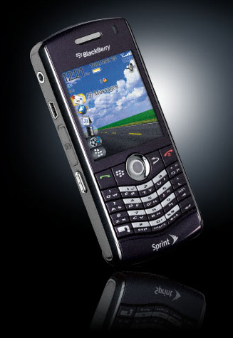 BlackBerry Pearl 8130 User Manual | Manual Device