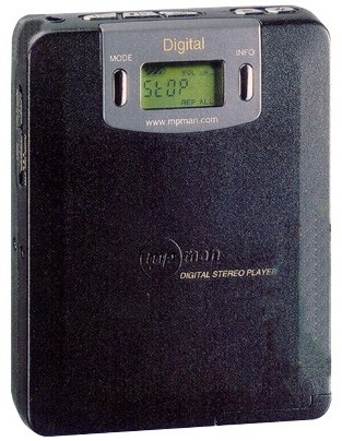 first mp3 player - photo #5