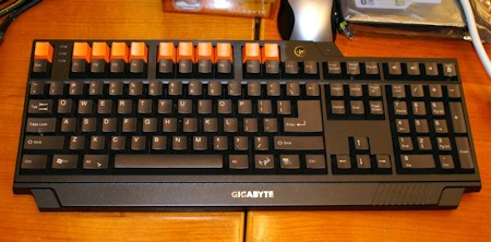 NEW DRIVERS: GIGABYTE GK-K8000 GAMING KEYBOARD