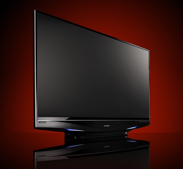 Mitsubishi's LaserVue 65-inch and 75-inchers due this fall