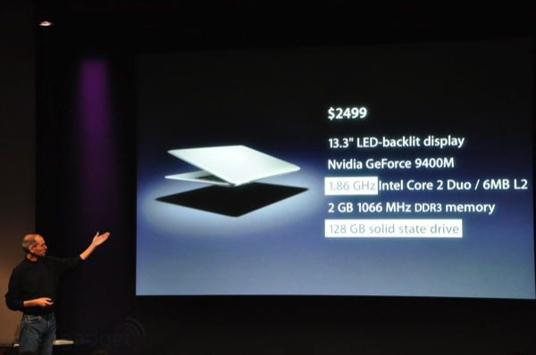 Apple Announces New Notebooks and LED Displays (2008) 4