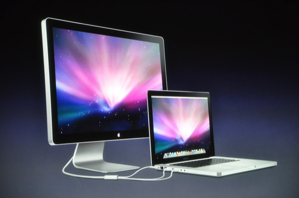 Apple Announces New Notebooks and LED Displays (2008) 5