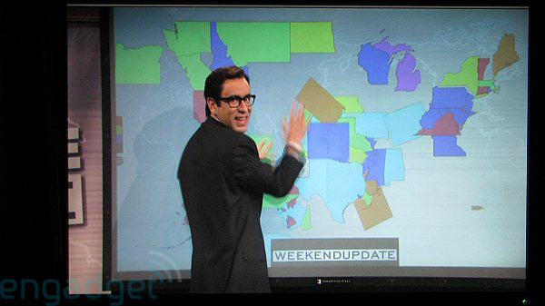 CNN Update: SNL Does Multitouch Comedy To Perfection With CNN's 'Magic