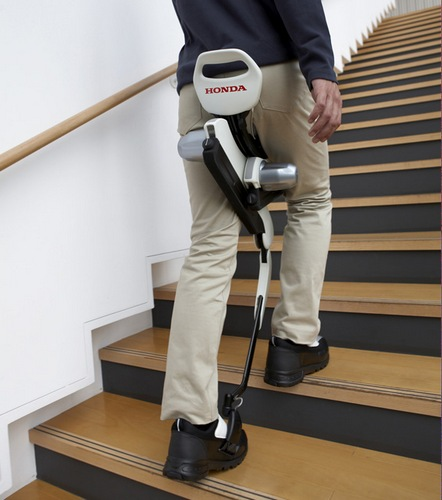 Honda Introduces New Walking Assist Machine Doubles As