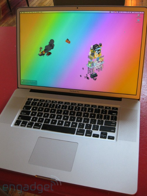 Macbook Pro 17 Inch Unibody Review