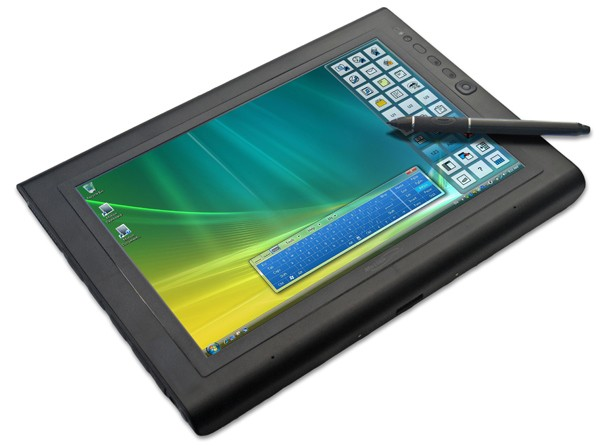 Motion's J3400 rugged tablet PC boasts dual batteries, outdoor display