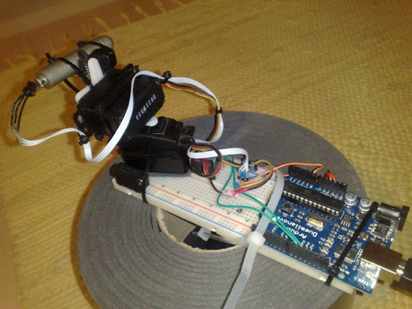 Dr  Augustine Fou's Online Scrapbook: Arduino finds yet another use