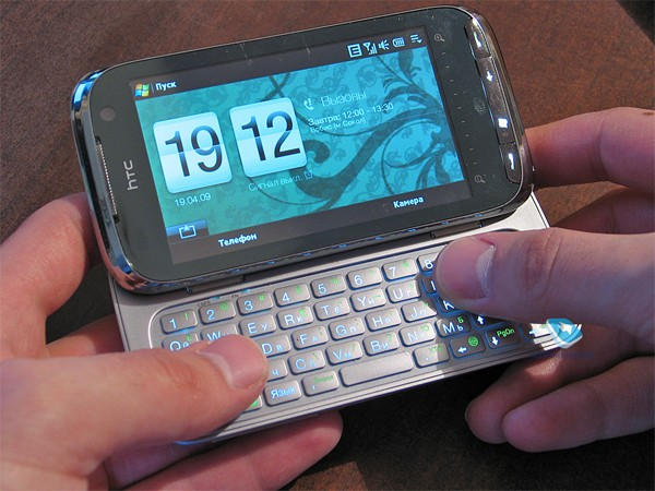 Wm6. 5 rom available for orange's htc touch pro2.