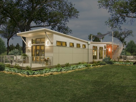 Introducing The I House A New Pre Fab Affordable Green