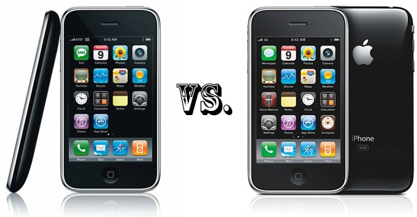 IPhone 3G Vs S The Tale Of Tape