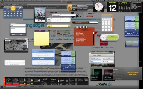 Switched on apple wanes in the widget wars publicscrutiny Images