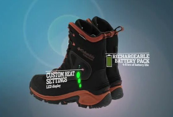 columbia sportswear bugathermo rechargeable heated boot 1