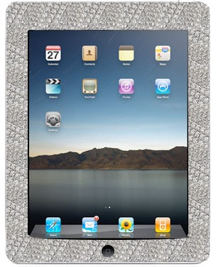 World's first diamond iPad tries to live up to those magical claims