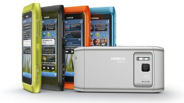 Amazon Nokia August N8 Hear; €470 Taking Germany We Launching 24