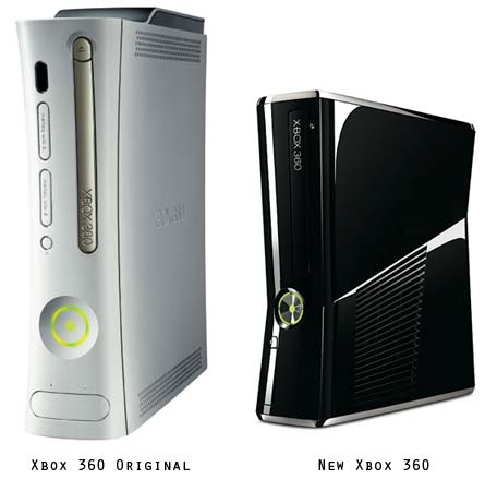 Xbox 360 naming guide: the new Xbox 360 vs  the Xbox 360