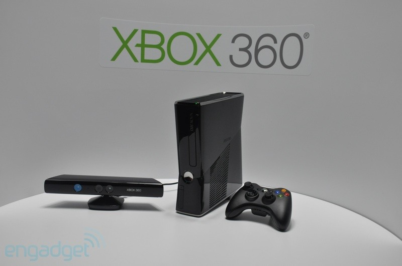 A photo of the New Xbox