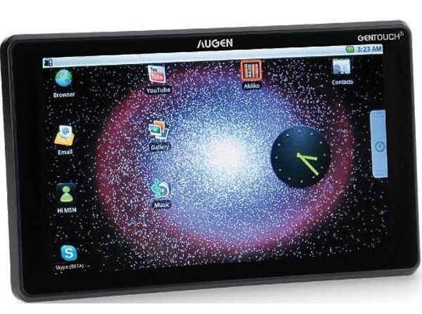 GenTouch Android tablet