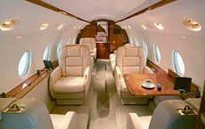 NetJets begins Aircell in-flight WiFi installations, won't stop ...