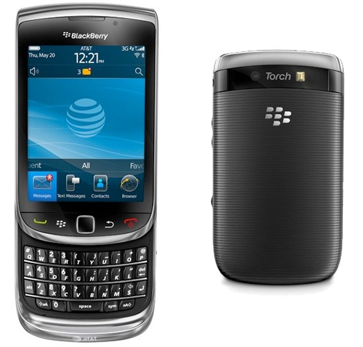 BlackBerry Torch is official, launching August 12th on AT ...