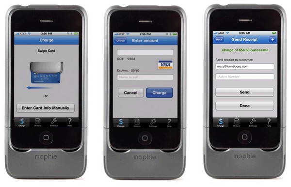 Mophie and Intuit partner to create Complete Card Solution for iPhone, try to make Square look square