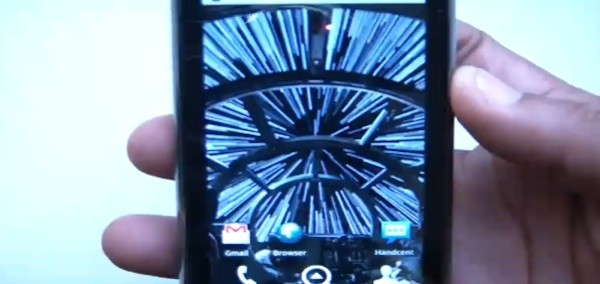 Droid 2 R2 D2 Boot Animation Live Wallpapers Leak Out At