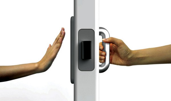 In \u0026 Out Door concept keeps you from pushing when you should pull vice-versa  sc 1 st  Engadget & In \u0026 Out Door concept keeps you from pushing when you should pull ...