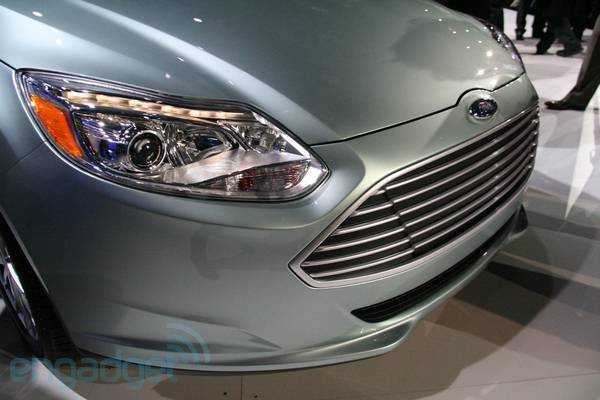 Ford Missed No Opportunity To Talk Up The Ability Of Its Focus Electricvisit Electric Forum At It S Unveiling Ces