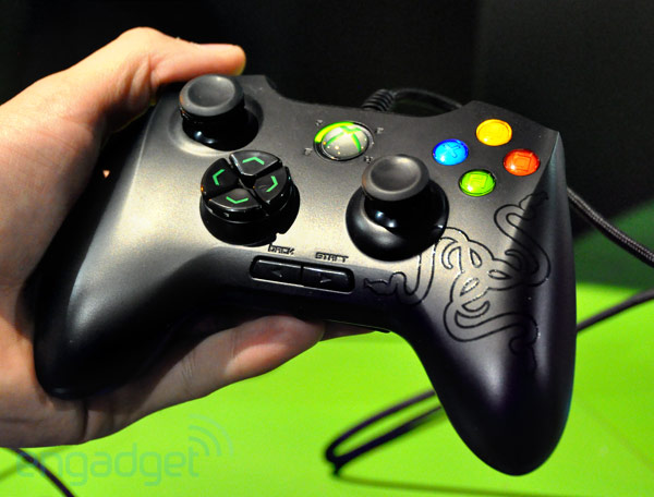 Razer's adjustable Onza 360 Tournament Edition controller