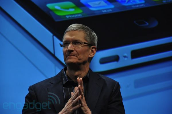 Apple: Tim Cook spara a zero sui tablet Android e Windows