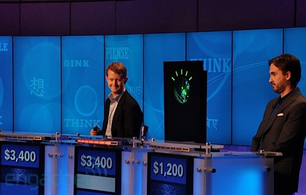 ibms watson supercomputer destroys all humans in jeopardy practice round video