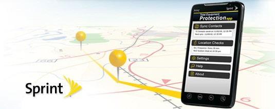 Sprint's Total Equipment Protection app searches out lost ...