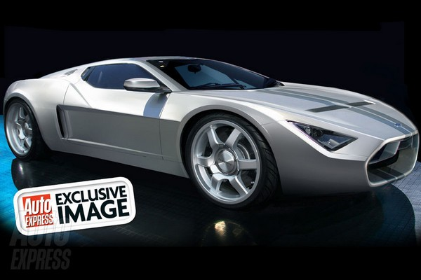 Next Gen Ford Gt Supercar To Be A Hybrid Still Weigh 500lb Less Than Predecessor
