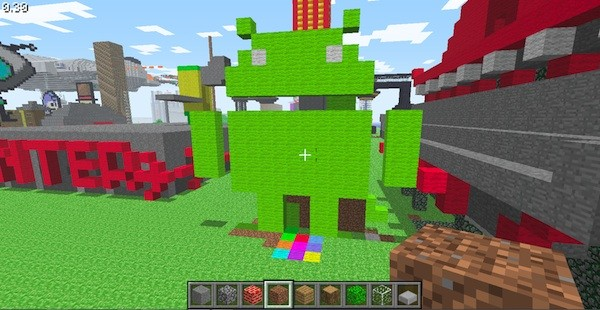 Minecraft Coming To Android Too