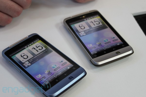 Da HTC i primi due Facebook-phone
