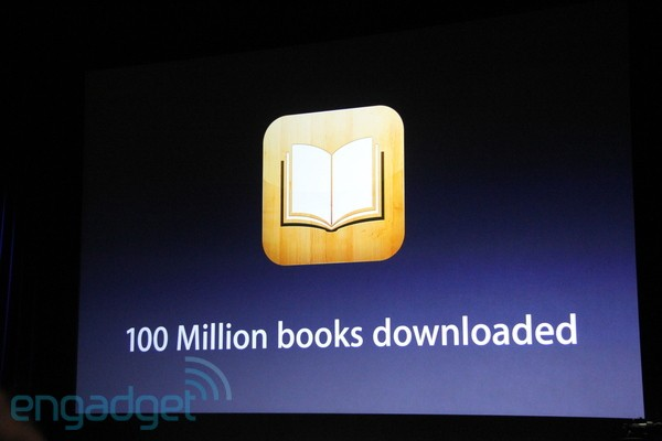 """About that """"100 million downloads"""" eBookstore"""