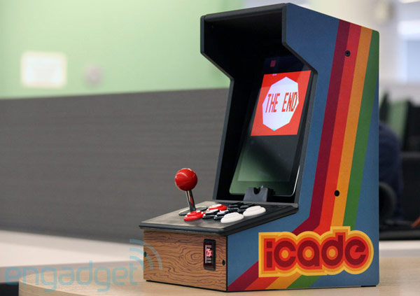 Ion iCade Arcade Cabinet review