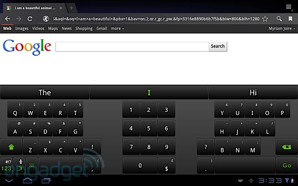 Which is the Best Virtual Keyboard App available in Android Market