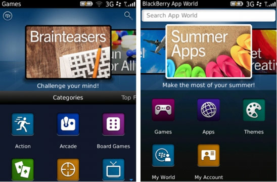 RIM to unleash redesigned BlackBerry App World 3 0 on August 22nd