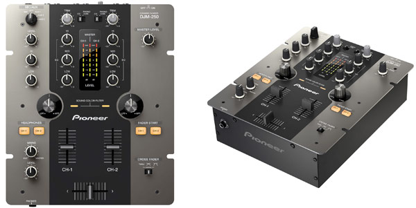 Pioneer Djm 250 : pioneer 39 s new djm 250 budget mixer tries not to fade your balance ~ Russianpoet.info Haus und Dekorationen