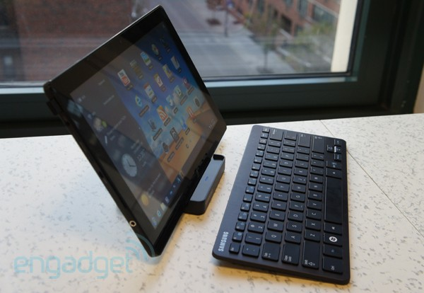 Samsung Slate Pcs With Windows 7 On The Series 7 And Series
