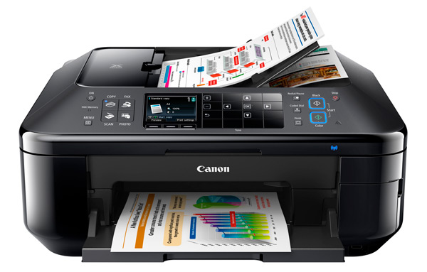 canon unveils pixma mx892 wireless all in one prints from the cloud rh engadget com Canon PIXMA MX882 Ink canon pixma mx882 user manual