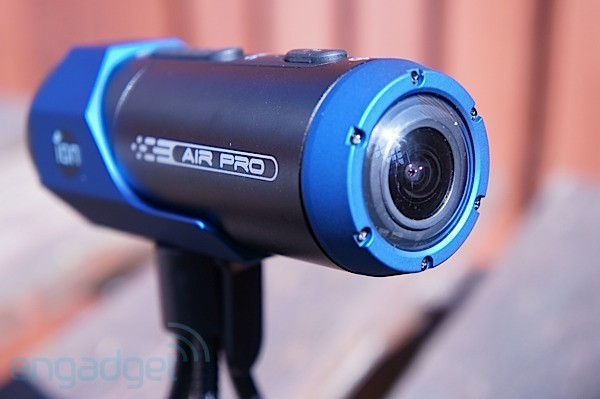 ION Air Pro POV camera: shoot on the piste, upload to the cloud ...