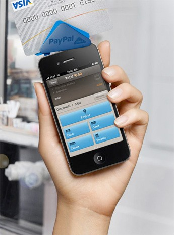 Paypal Mobile Card Reader >> PayPal Here mobile card reader: it's like Square, but with way more frozen accounts