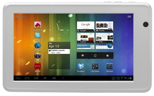 Xtex's My Tablet gets you 7 inches of tasty ICS for just 150 bones ...