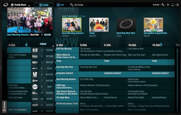 Cablevision's Optimum App live TV streaming now available on