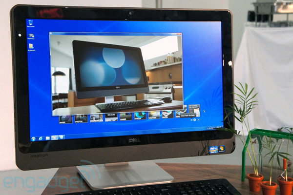 3e45e36c2 Dell announces Inspiron One 23 and One 20 all-in-ones (video)